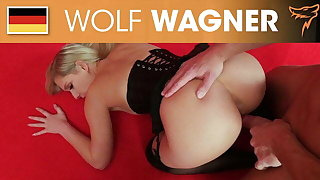 Lena looks ncie, but she is an anal addict! Wolfwagner.com