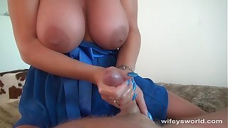 Banging My Wife's Hot Breast-feed