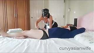 Asian maid couldn't resist cock, Loyalty 1