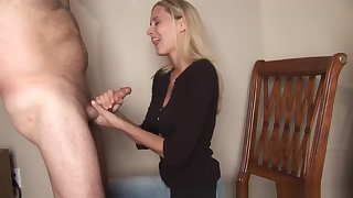 Cheating Slut HotWife Fucks Behind Husband's Back!
