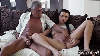 Daddy patron's playmate's daughter missionary first time What would