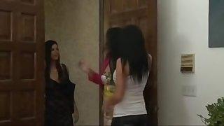 Meilleur lesbienne, MILF xxx scene