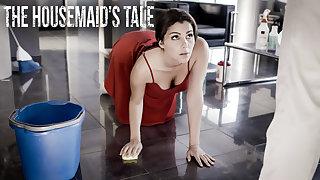 Valentina Nappi apropos Be transferred to Housemaid's Tale, Instalment #01 - PureTaboo