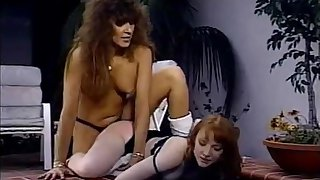 Vintage Teen Girl Loves Yummy Cocks