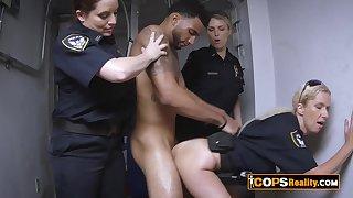 Young Newborn black guy gets captured.