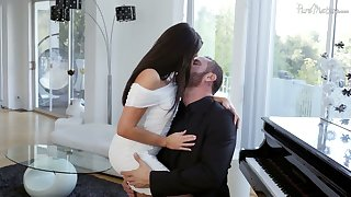 Captivating ignorance Christiana Cinn is making love with Danny Mountain