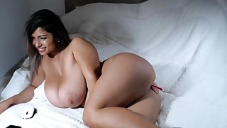 Big bbw latin fingering say no to cunt hard for be transferred to show