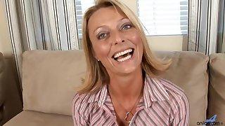 Very Hot GILF Brenda James Porn Integument