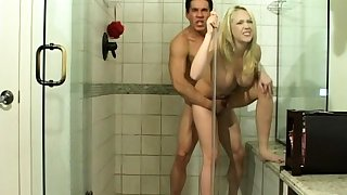 Night duty room shower voyeur 2 3