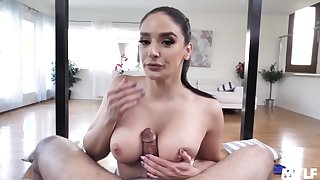Big boobs jerking off dicks MYLF compilation video