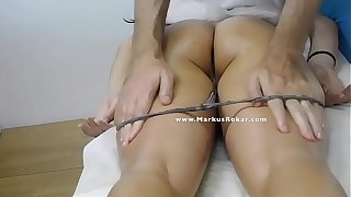 In Unadulterated Massage Hidden Camera Masseur try to damage his purchaser