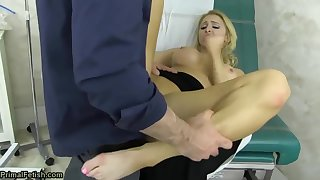 Alix Lynx is false with to hand the doctors