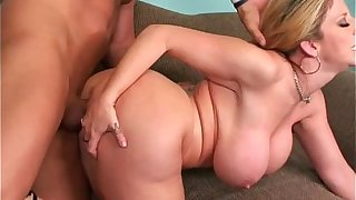 Blonde Mature Sara Twirp Everywhere Tender Soft Huge Tits Fucked